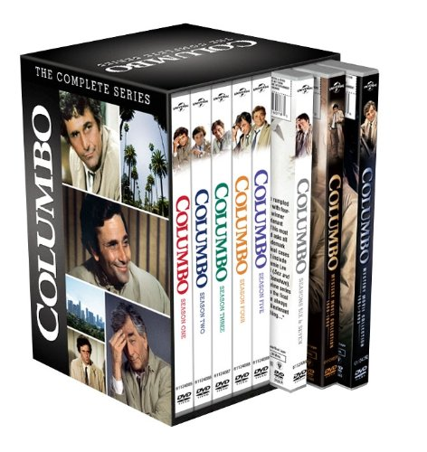 Best gift for UX Designers: Columbo the Complete Series