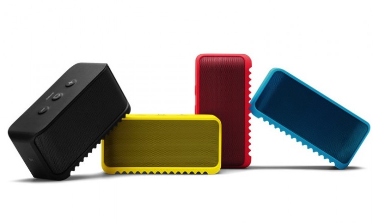 Best gifts for UX designers: Jabra Solemate Mini Bluetooth Speaker