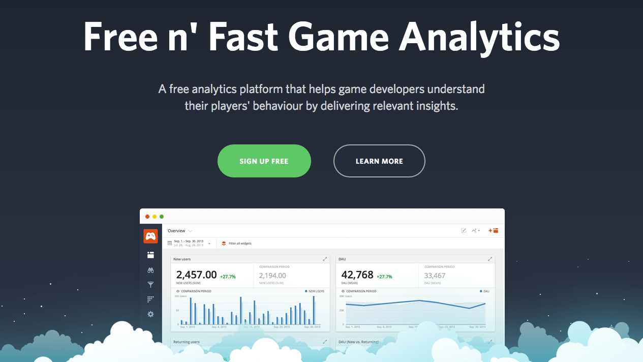 gameanalytics