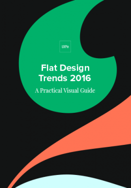 Free ebook: Flat Design Trends 2016