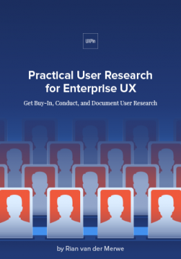 Free ebook: Practical User Research for Enterprise UX