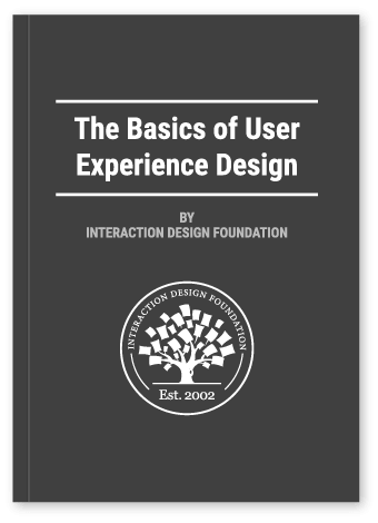 Free ebook: The Basics of User Experience Design