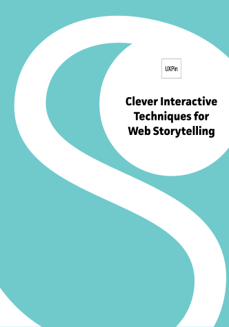 Free ebook: Storytelling in Web UI Design