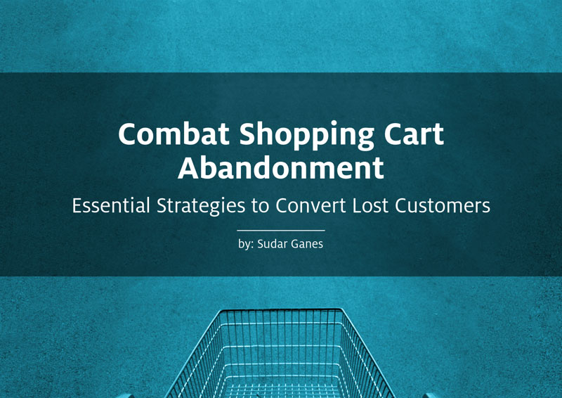Free ebook: Combat Shopping Cart Abandonment