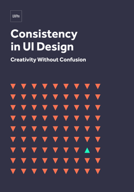 Free ebook: Consistency in UI Design