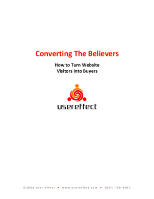 Free ebook: Converting the Believers