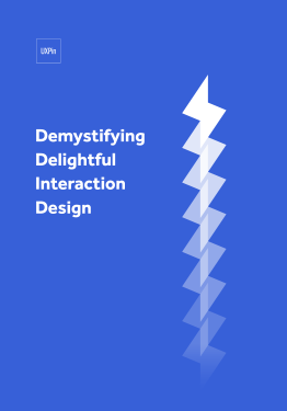 Free ebook: Demystifying Delightful Interaction Design