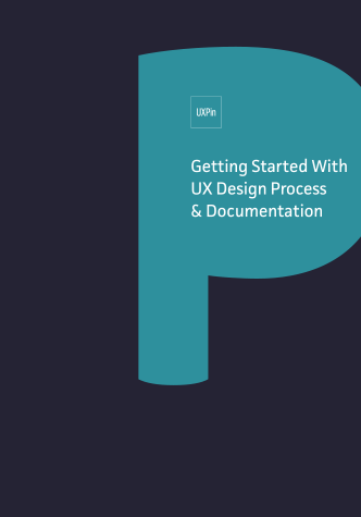 Free ebook: Getting Started With UX Design Process & Documentation