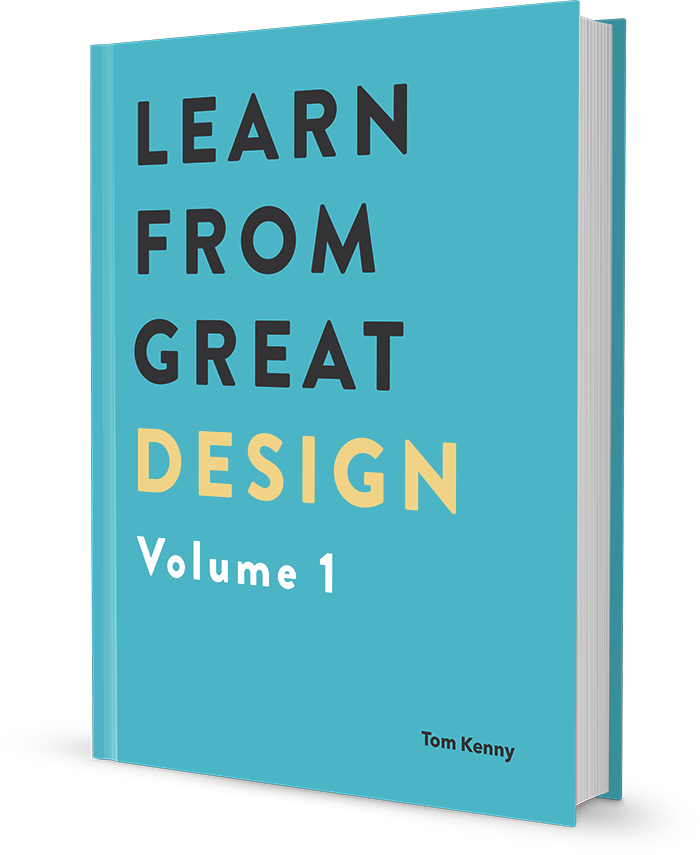 Free ebook: Learn from Great Design