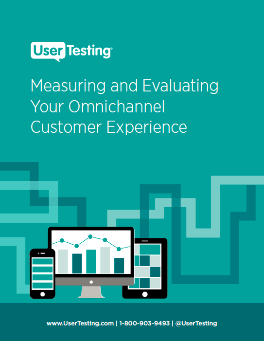 Free ebook: Measuring and Evaluating Your Omnichannel Customer Experience