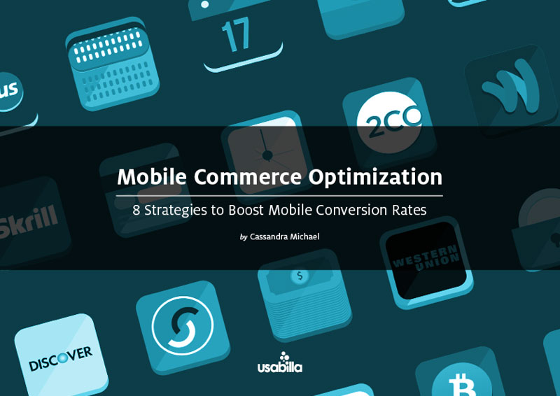 Free ebook: Mobile Commerce Optimization