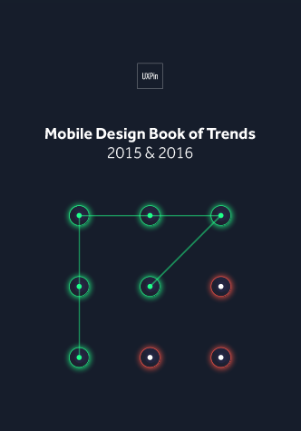 Free ebook: Mobile Design Book of Trends 2015 & 2016