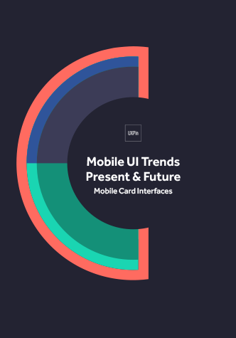 Free ebook: Mobile UI Design Trends Present & Future