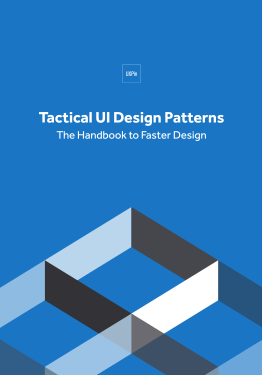 Free ebook: Tactical UI Design Patterns