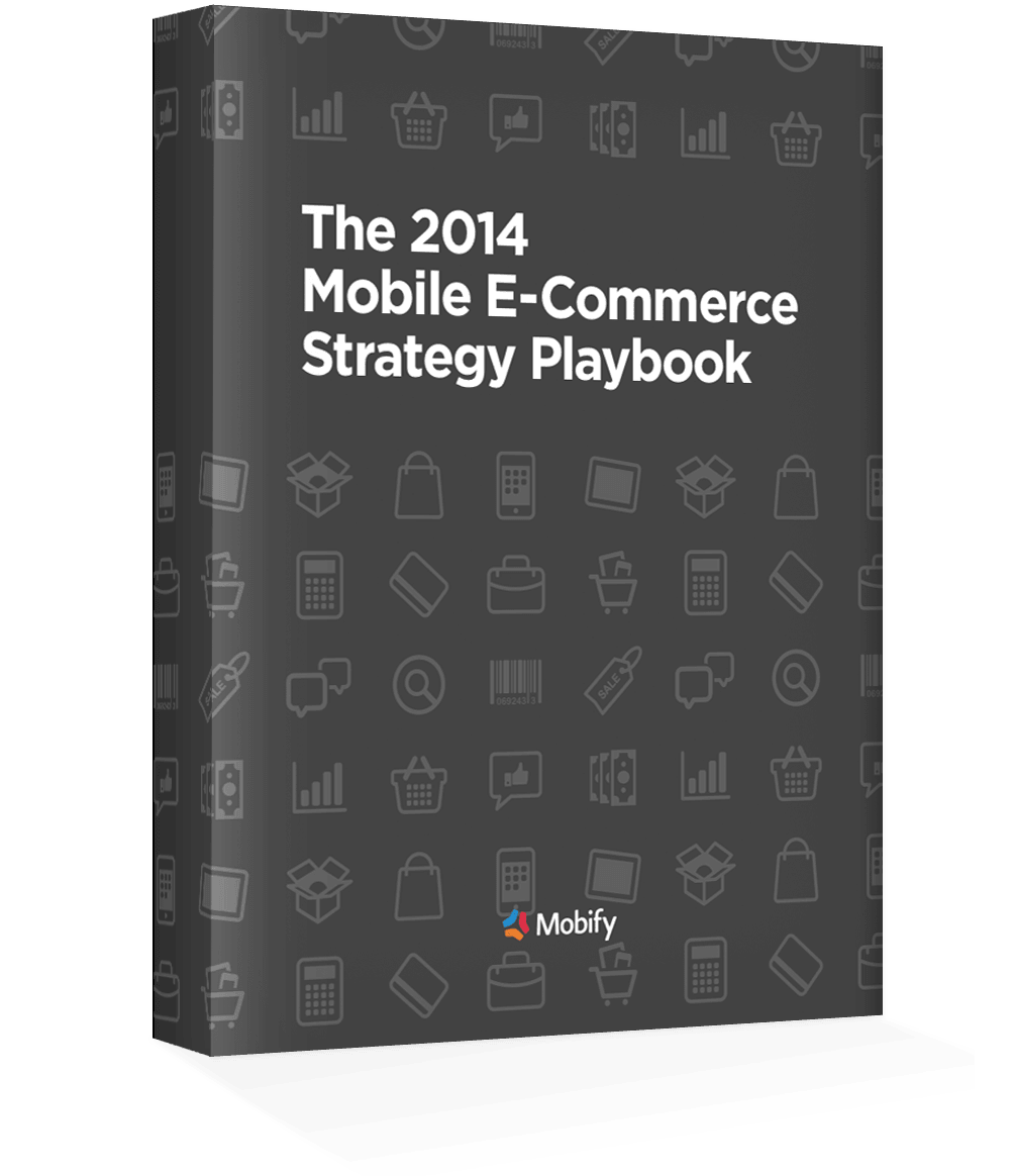 Free ebook: The 2014 Mobile E-Commerce Strategy Playbook