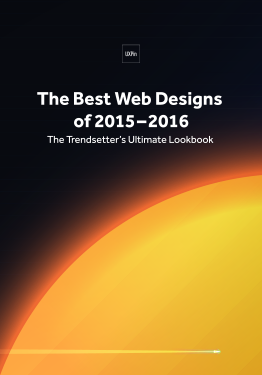 Free ebook: The Best Web Designs of 2015–2016