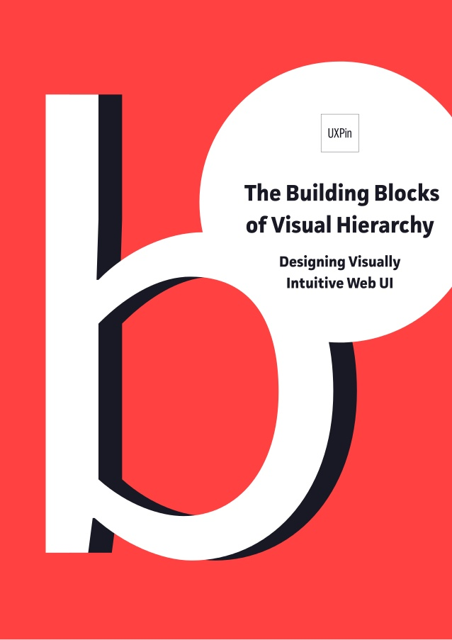Free ebook: The Building Blocks of Visual Hierarchy