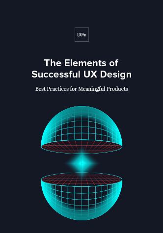 Free ebook: The Essential Elements of Successful UX Design