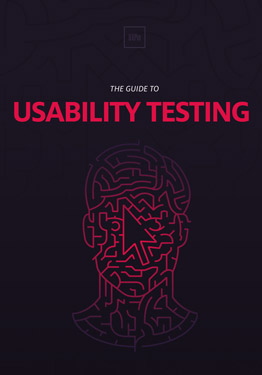 Free ebook: The Guide to Usability Testing