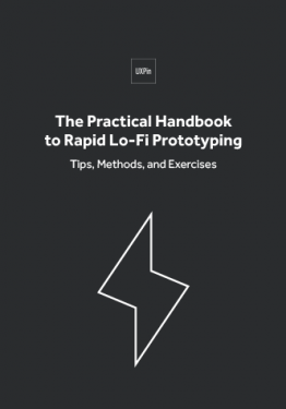 Free ebook: The Practical Handbook to Rapid Lo-Fi Prototyping