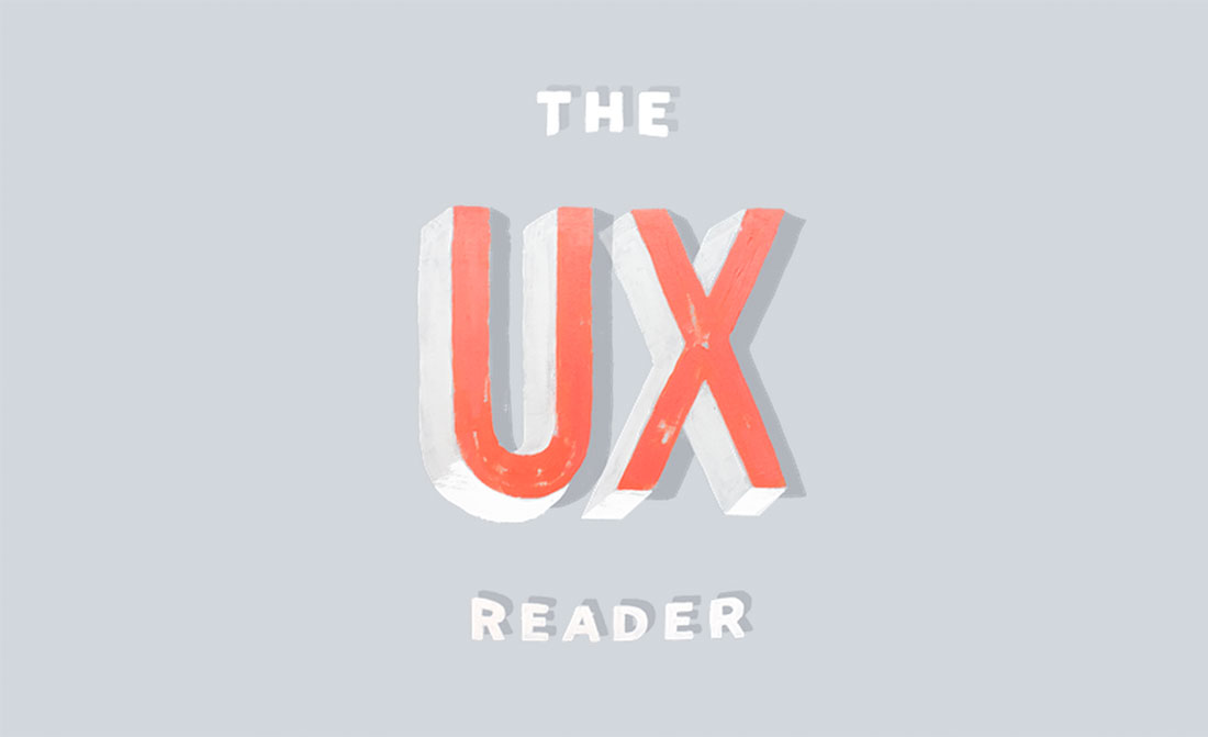 Free ebook: The UX Reader