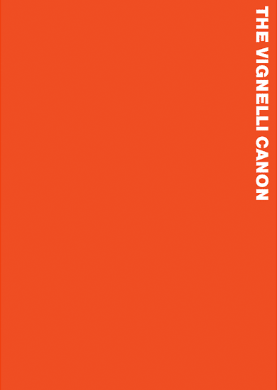 Free ebook: The Vignelli Canon