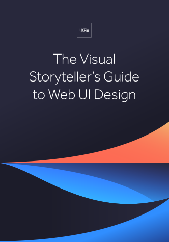 Free ebook: The Visual Storyteller's Guide to Web UI Design