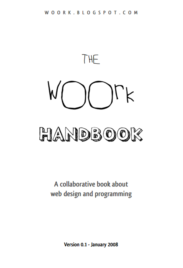 Free ebook: The Woork Handbook