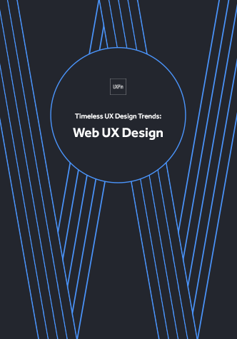 Free ebook: Timeless UX Design Trends