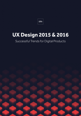 Free ebook: UX Design 2015 & 2016