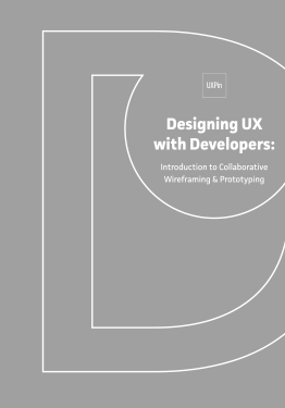 Free ebook: UX Design Collaboration With Developers