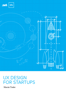 Free ebook: UX Design for Startups