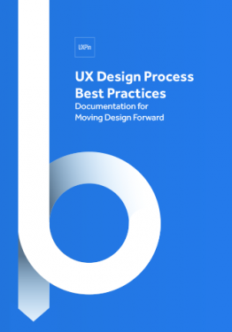 Free ebook: UX Design Process Best Practices