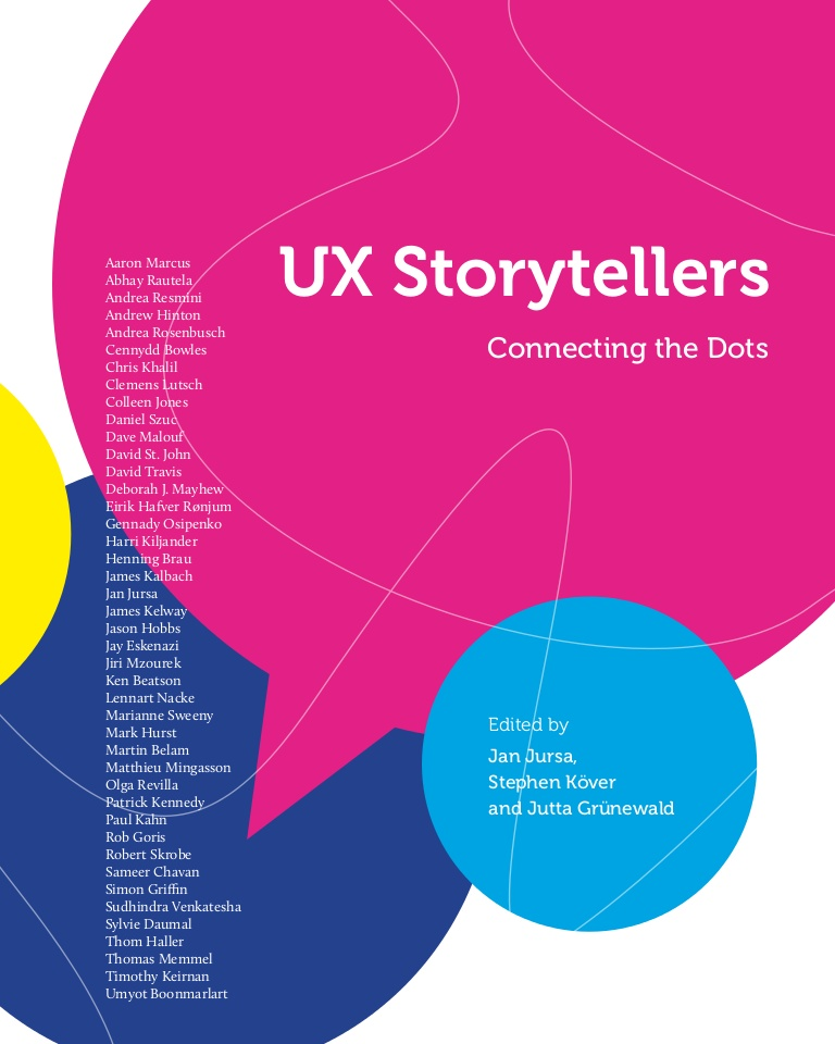 Free ebook: UX Storytellers
