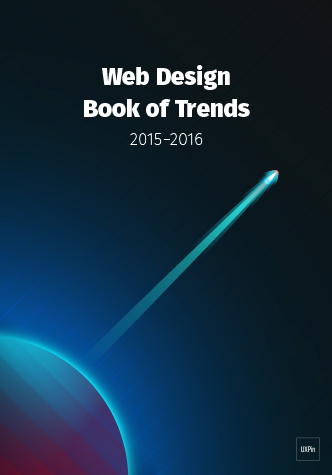 Free ebook: Web Design Trends 2016