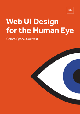 Free ebook: Web UI Design for the Human Eye: Colors, Space, Contrast