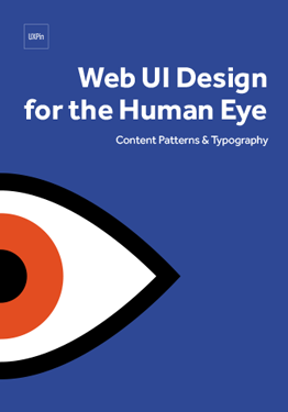 Free ebook: Web UI Design for the Human Eye: Content Patterns & Typography