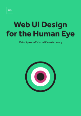 Free ebook: Web UI Design for the Human Eye: Principles of Visual Consistency