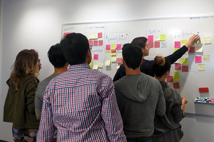 Google Venture Design Sprint - Headspace