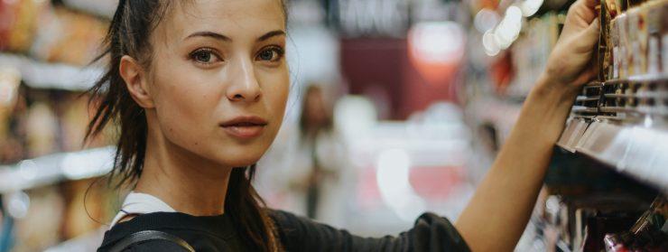 Shopper in Aisle, Shopper's Psychology