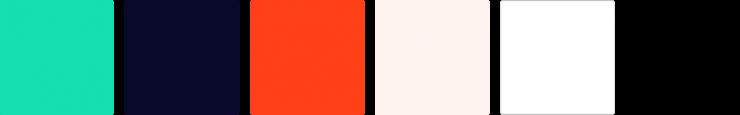 New Userbrain Colors